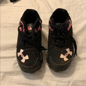 Under Armor Girls Sports Cleats